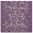 rug #1097834 | square purple faded rug