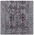 rug #1097898 | square purple rug
