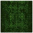 rug #1097934 | square green rug