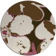 rug #109796 | round natural rug
