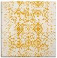 rug #1098002   square light-orange faded rug