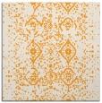 rug #1098014   square light-orange faded rug
