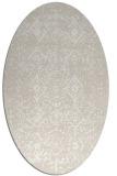 rug #1098181 | oval traditional rug