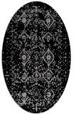 rug #1098194 | oval traditional rug