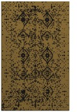 rug #1098406 |  black traditional rug