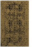 rug #1098414 |  mid-brown damask rug