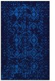 rug #1098418 |  blue faded rug