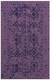 rug #1098486 |  purple damask rug