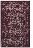 rug #1098550 |  pink traditional rug