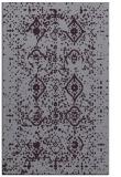 rug #1098634 |  purple faded rug
