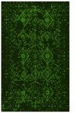 rug #1098670 |  light-green traditional rug