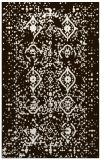 rug #1098686 |  brown traditional rug
