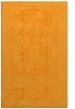 rug #1098746 |  light-orange damask rug