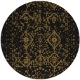 rug #1098775   round faded rug