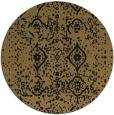 rug #1098782   round brown popular rug