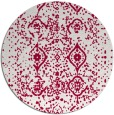 rug #1098874 | round faded rug