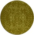 rug #1099091 | round faded rug