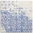 rug #1101378 | square blue faded rug