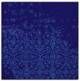 rug #1101434 | square blue-violet damask rug