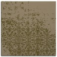 rug #1101446 | square brown faded rug
