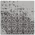 rug #1101546 | square orange graphic rug