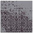 rug #1101578 | square purple damask rug