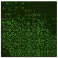 rug #1101614   square light-green damask rug