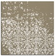 rug #1101642 | square white faded rug