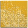 rug #1101646   square yellow traditional rug