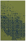 rug #1102110 |  green graphic rug