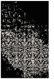 rug #1102210 |  black damask rug