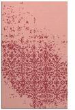 rug #1102294 |  pink popular rug