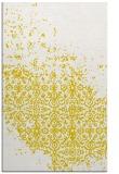 rug #1102390    yellow graphic rug