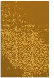 rug #1102394 |  yellow faded rug