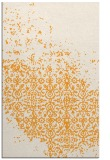 rug #1102430 |  light-orange graphic rug
