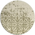 rug #1102460 | round faded rug