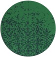 rug #1102505 | round damask rug