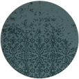 rug #1102511 | round faded rug