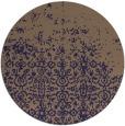 rug #1102542 | round beige popular rug