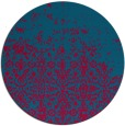 rug #1102559 | round traditional rug