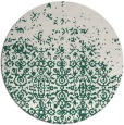 rug #1102570 | round faded rug