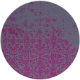 rug #1102602 | round graphic rug