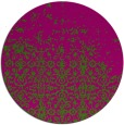 rug #1102611 | round faded rug