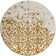 rug #1102788 | round graphic rug