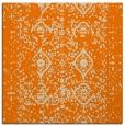 rug #1103170   square orange faded rug