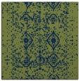 rug #1103214 | square blue borders rug
