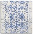 rug #1103218 | square blue borders rug