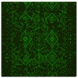 rug #1103230 | square green traditional rug