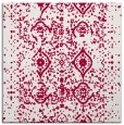 rug #1103290 | square red traditional rug