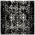 rug #1103314 | square black rug